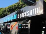 Glassman and Locksmiths, Whakatane