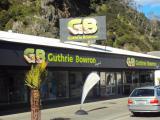 Guthrie Bowron, Whakatane