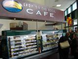 Lady on the Rock Cafe, Whakatane